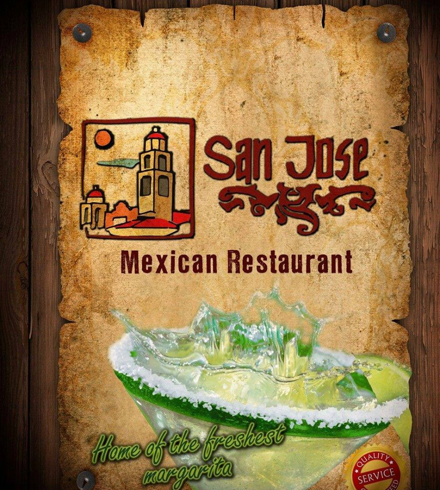 San Jose Mexican Restaurant Read And Feed